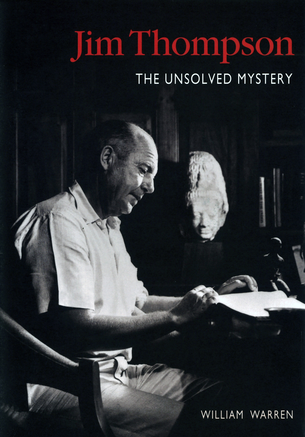 Jim Thompson - The Unsolved Mystery