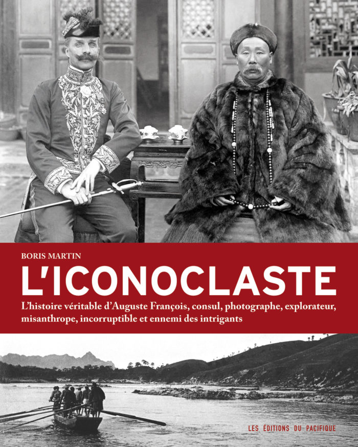 couverture de L'Iconoclaste