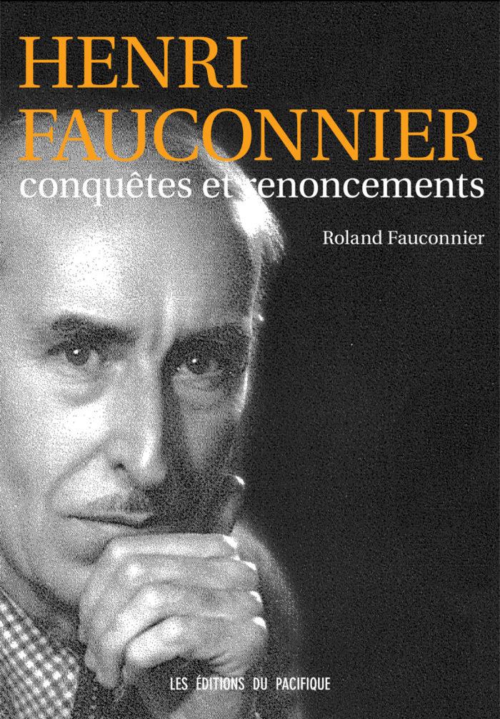 couverture de Henri Fauconnier