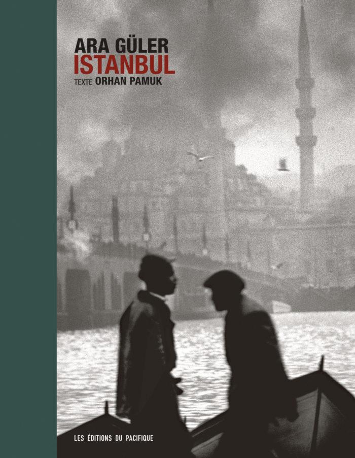 couverture de Istanbul · Ara Güler