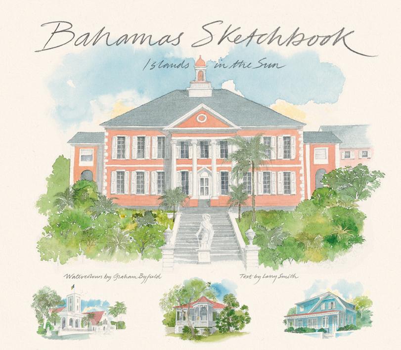Bahamas Sketchbook