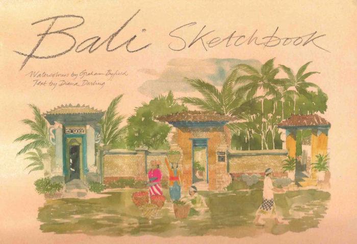 couverture de Bali Sketchbook