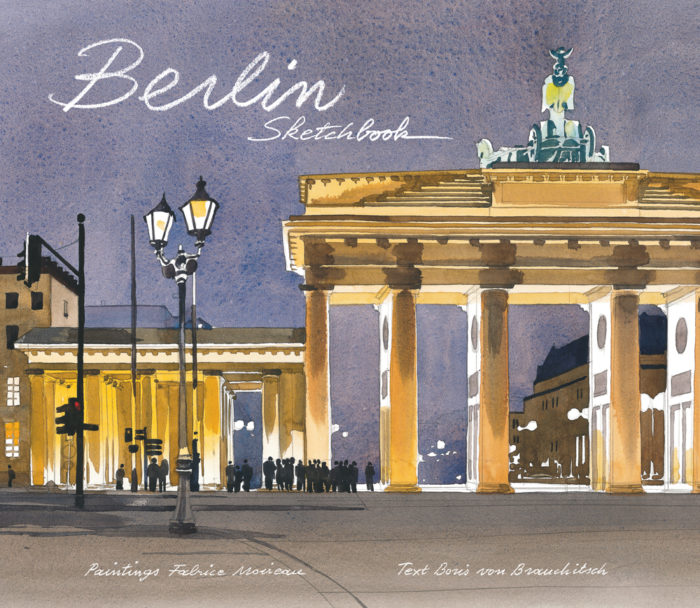 couverture de Berlin Sketchbook