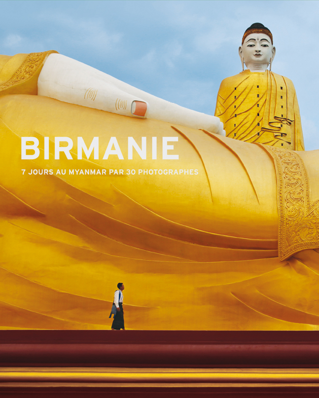 couverture de Birmanie