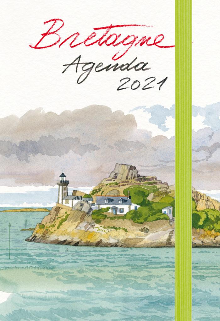 couverture de Bretagne Agenda 2021