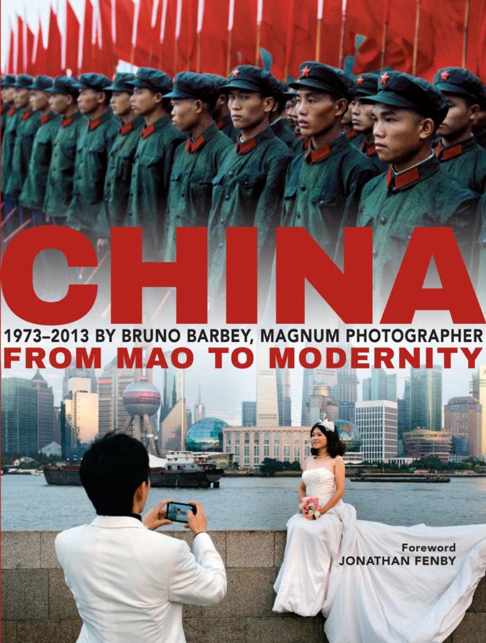 couverture de China · Bruno Barbey