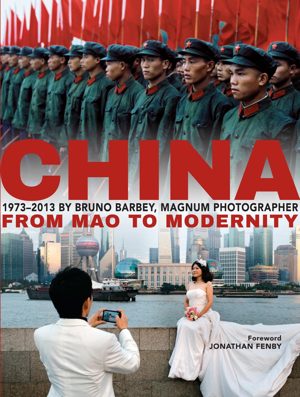 China, Bruno Barbey