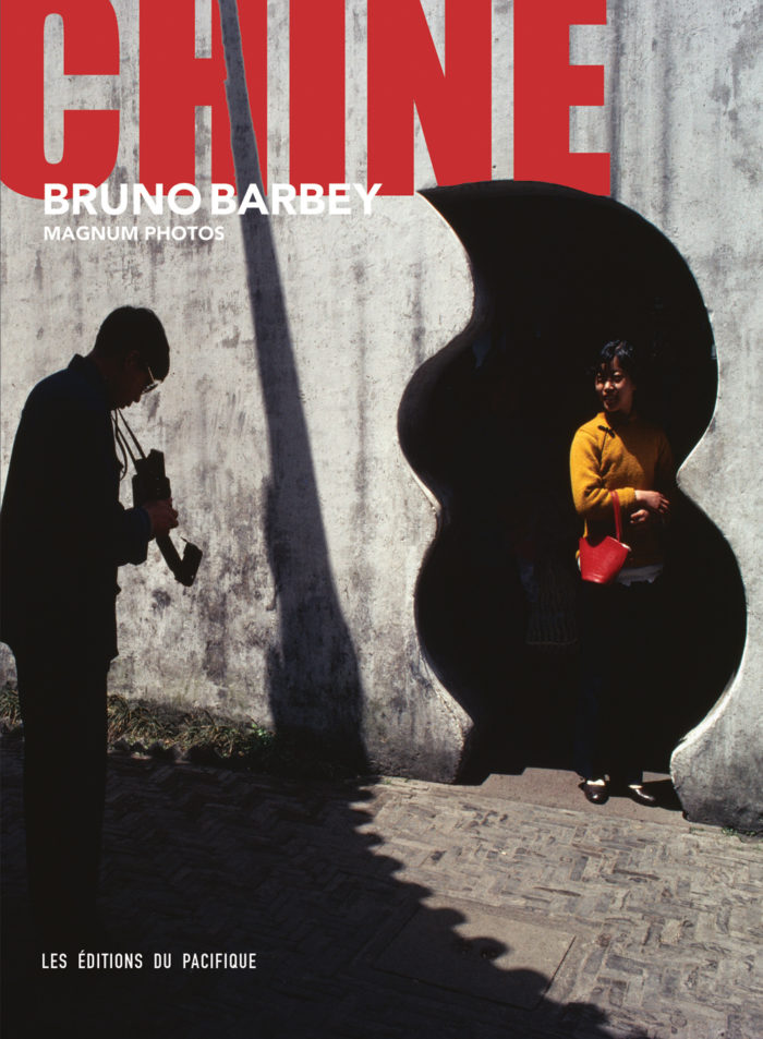 couverture de Chine · Bruno Barbey