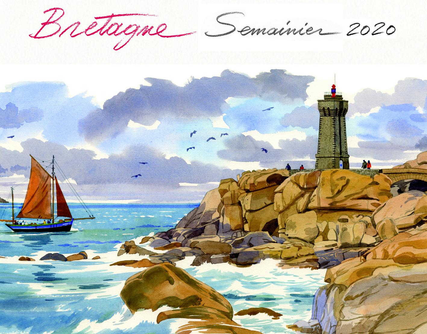 Semainier Bretagne 2020
