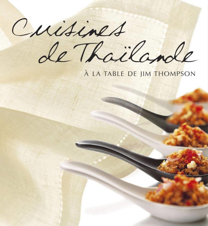 couverture de Cuisines de Thaïlande