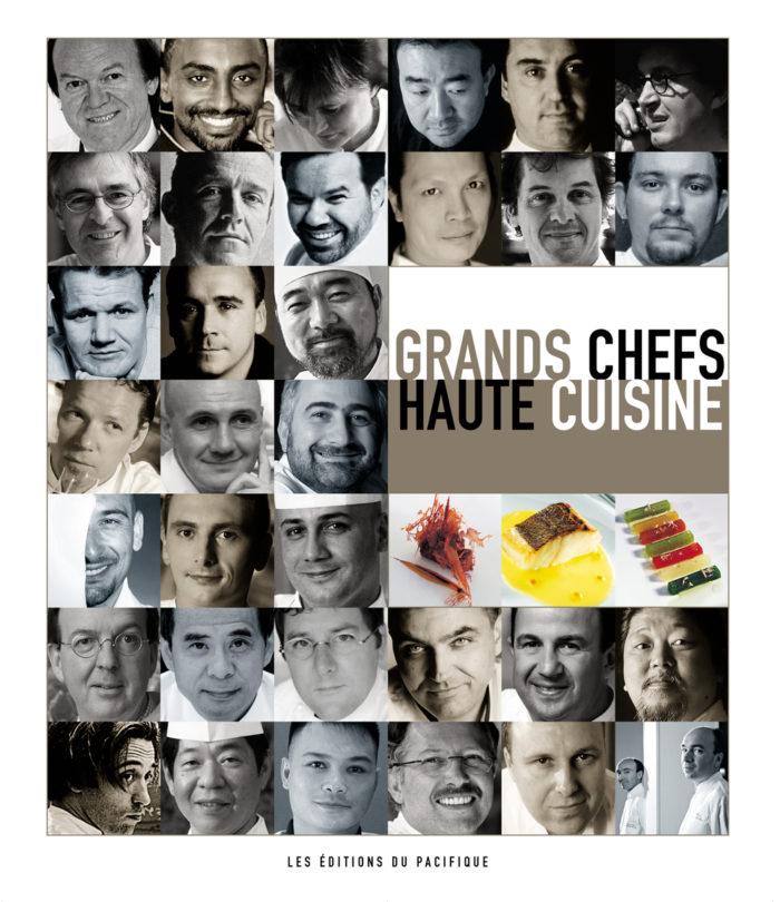 couverture de Grands chefs, haute cuisine