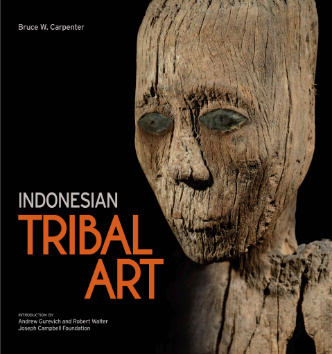 couverture de Indonesian Tribal Art