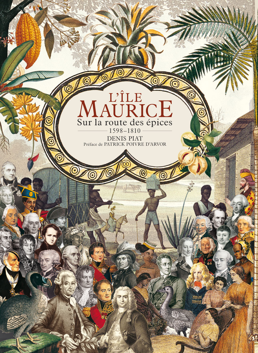 Île Maurice 1598-1810, Sur la route des épices