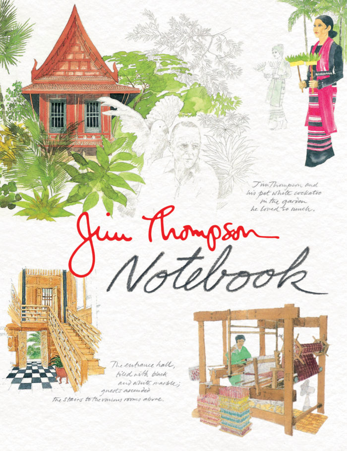 couverture de Jim Thompson Notebook