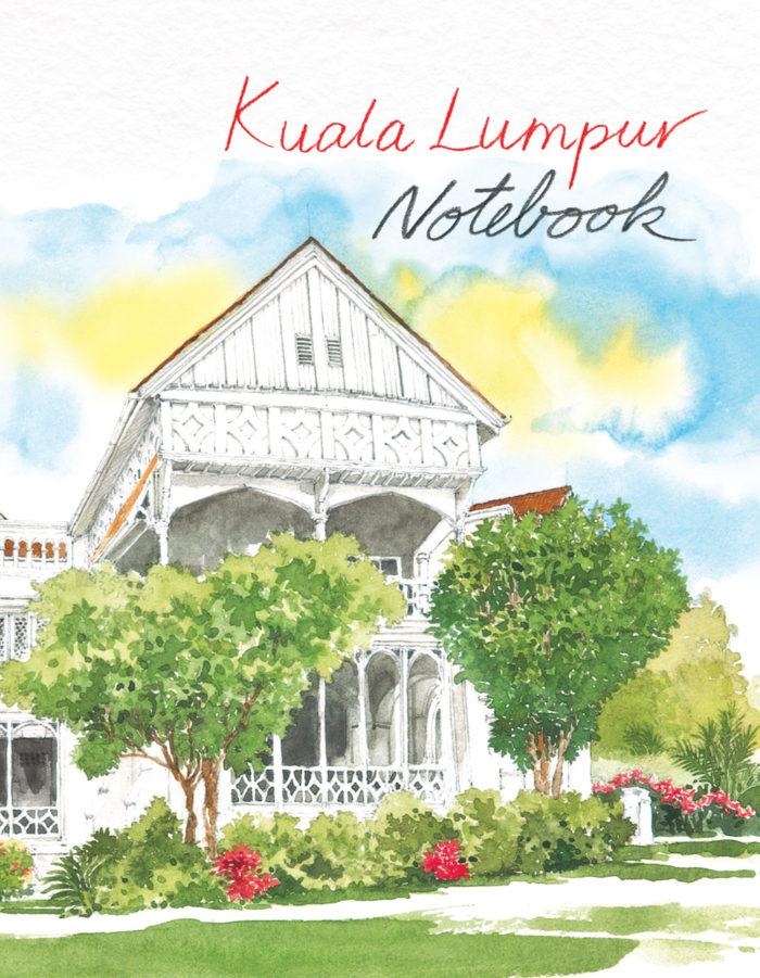 couverture de Kuala Lumpur Notebook