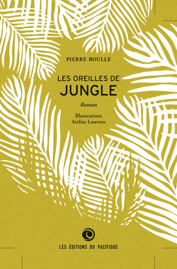 couverture de Les Oreilles de jungle