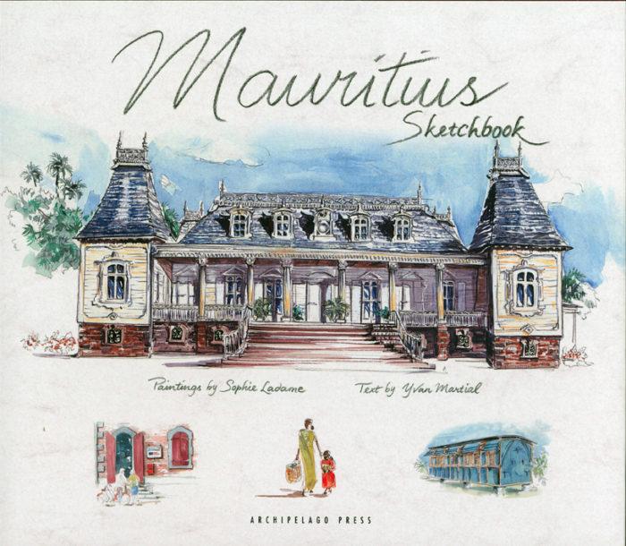 couverture de Mauritius Sketchbook