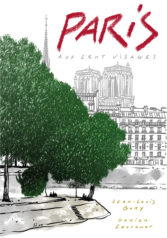 Paris aux cent visages - Bory-Chavanat