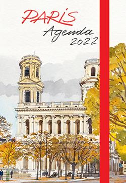 couverture de Paris Agenda 2022