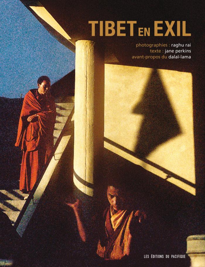 couverture de Tibet en exil