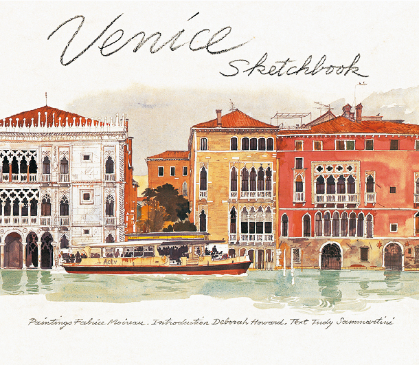 couverture de Venice Sketchbook