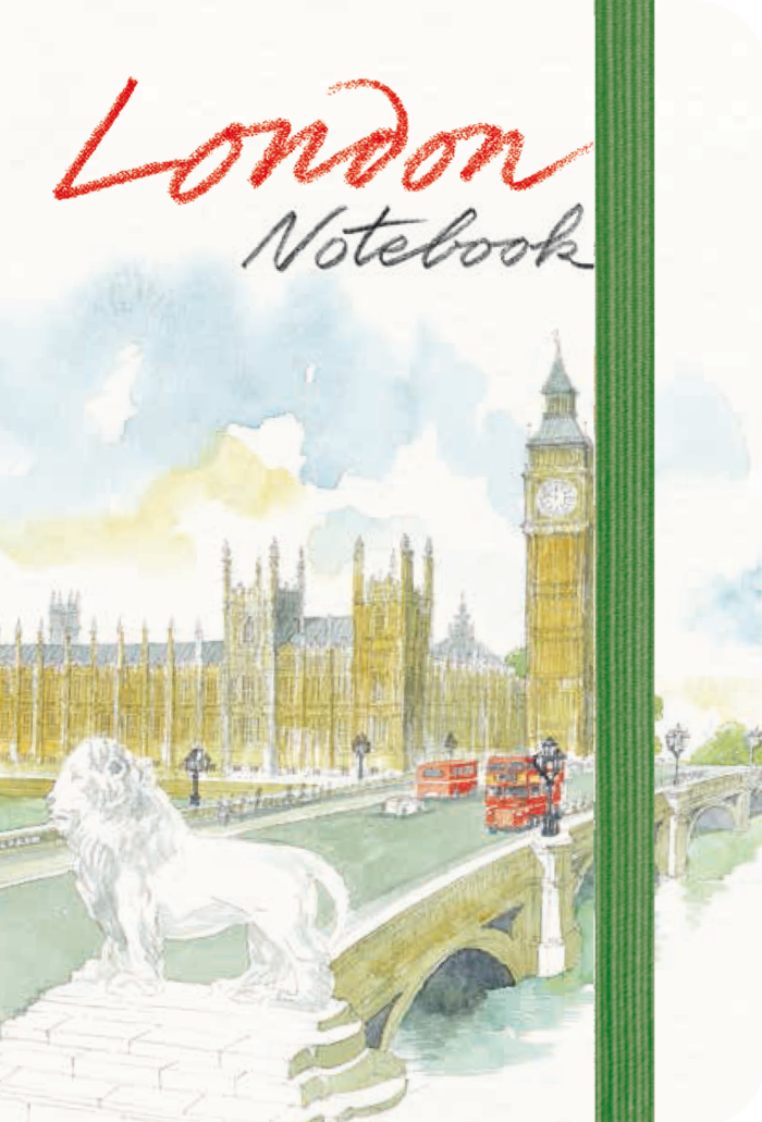 couverture de London Notebook