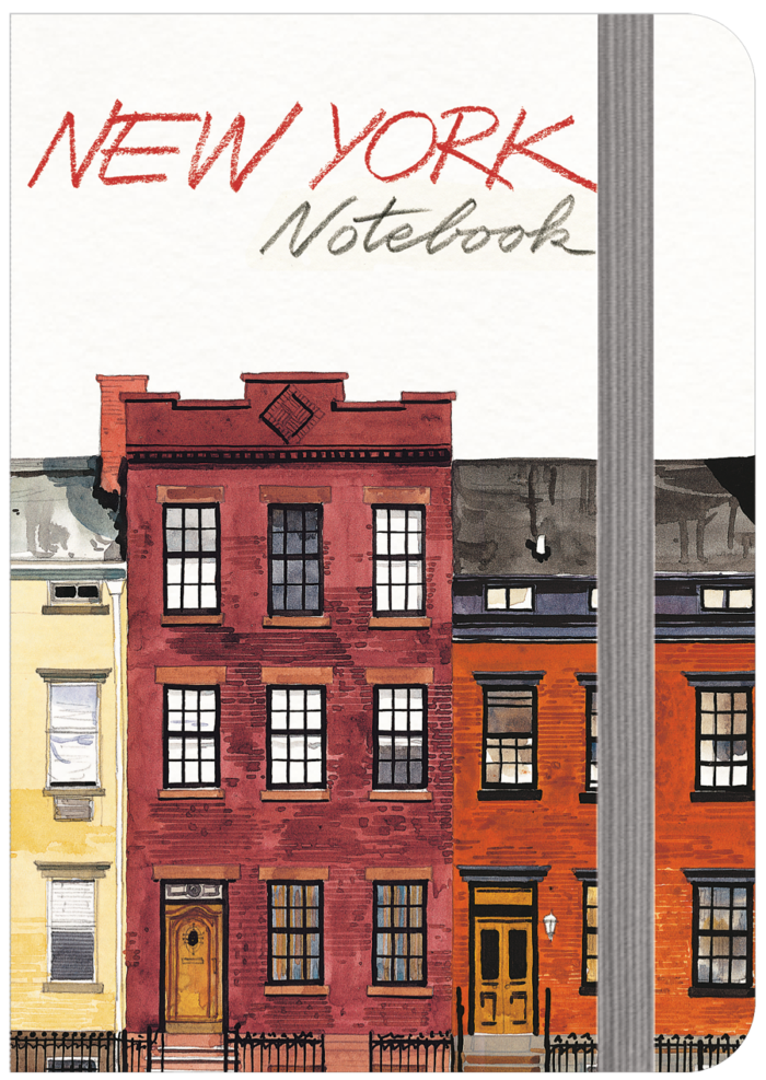 couverture de New York Notebook