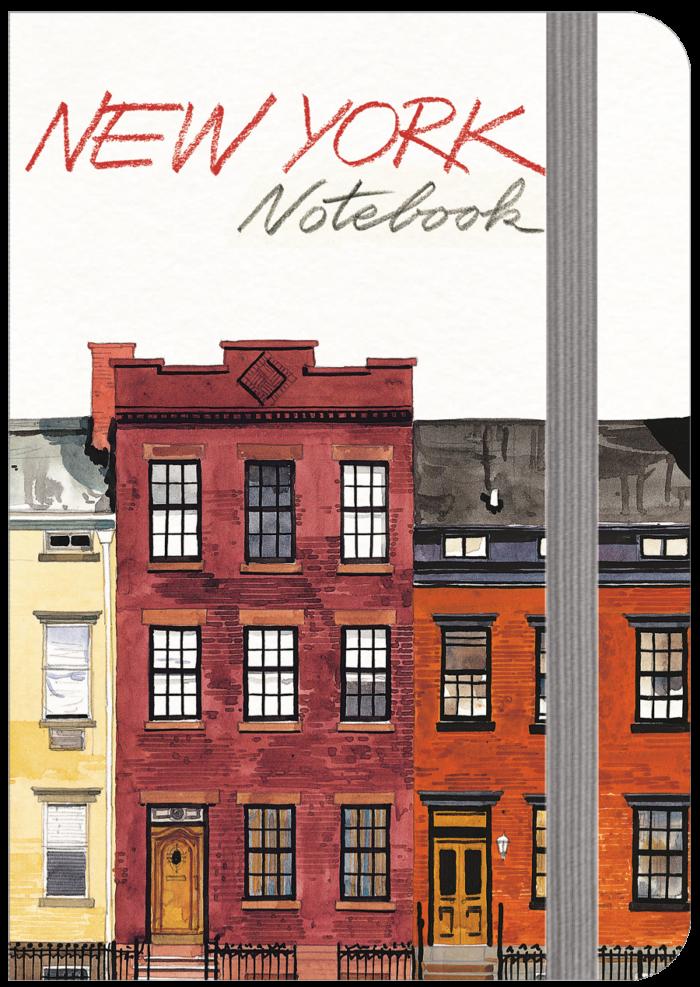couverture de New York Notebook