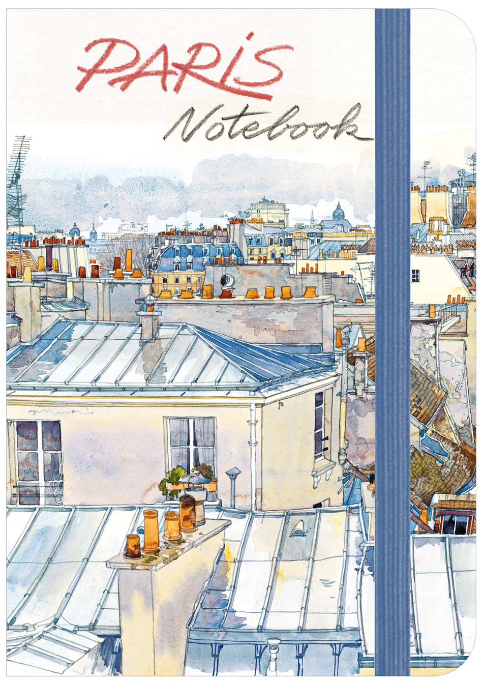 Notebook Paris