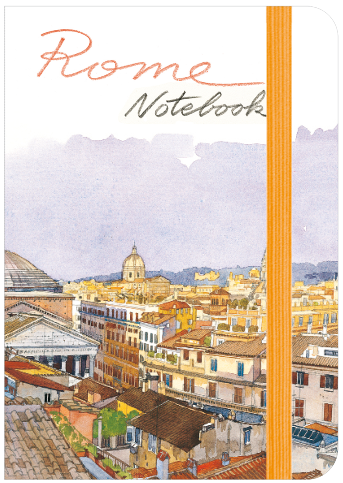couverture de Rome Notebook