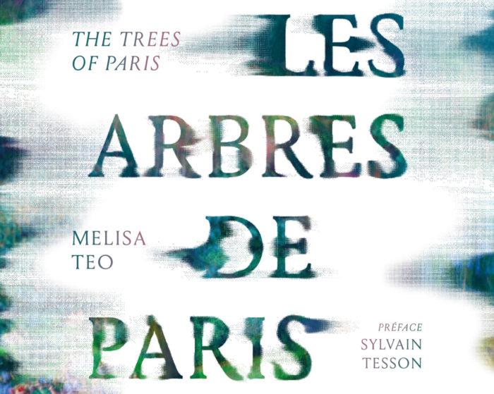 couverture de Les arbres de Paris