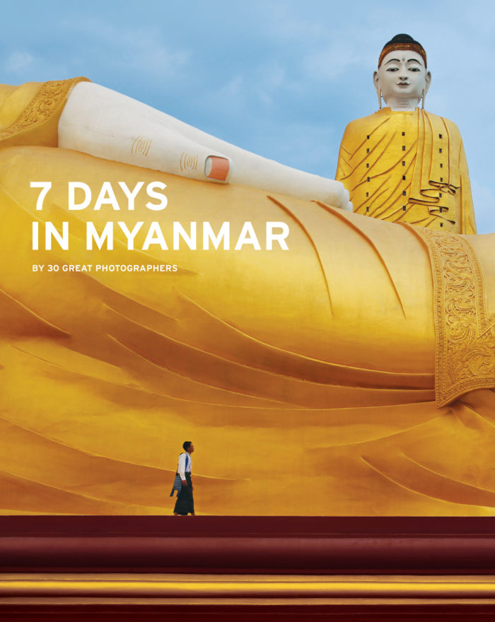 couverture de 7 Days in Myanmar