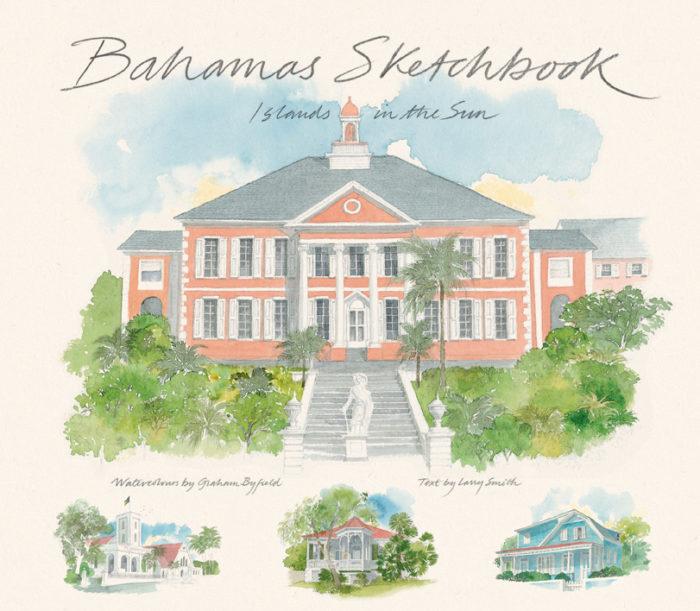 couverture de Bahamas Sketchbook