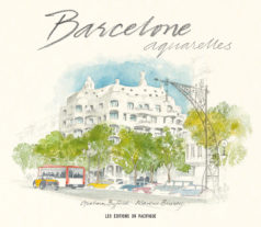 Barcelone aquarelles, Graham Byfield