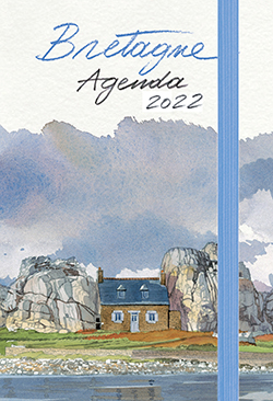 couverture de Bretagne Agenda 2022