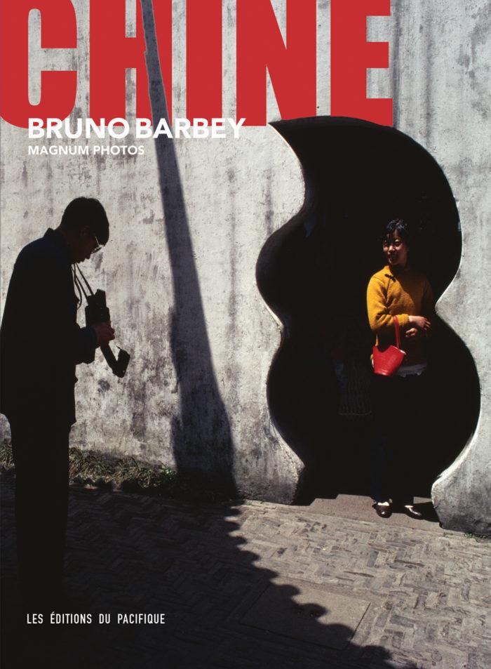 couverture de Chine · Bruno Barbey