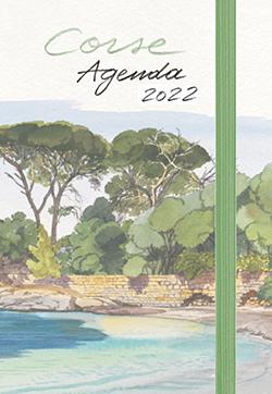 couverture de Corse Agenda 2022