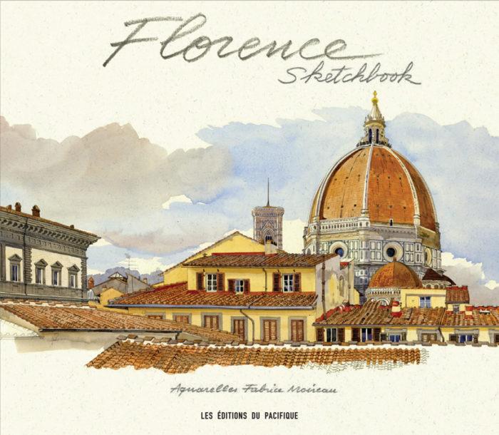 couverture de Florence Sketchbook
