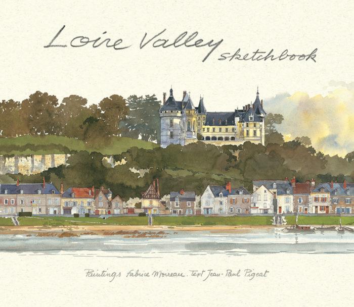 couverture de Loire Valley Sketchbook