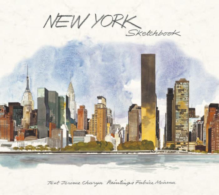 couverture de New York Sketchbook