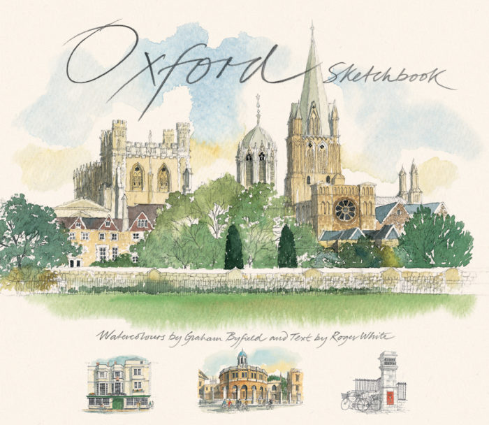 couverture de Oxford Sketchbook