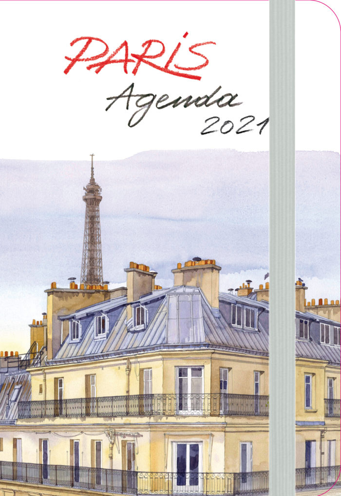 couverture de Paris Agenda 2021