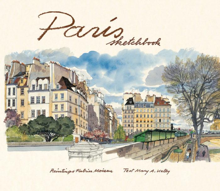 couverture de Paris Sketchbook