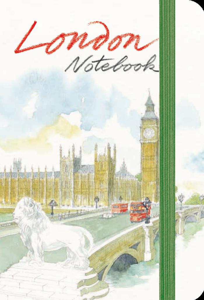 couverture de London Notebook