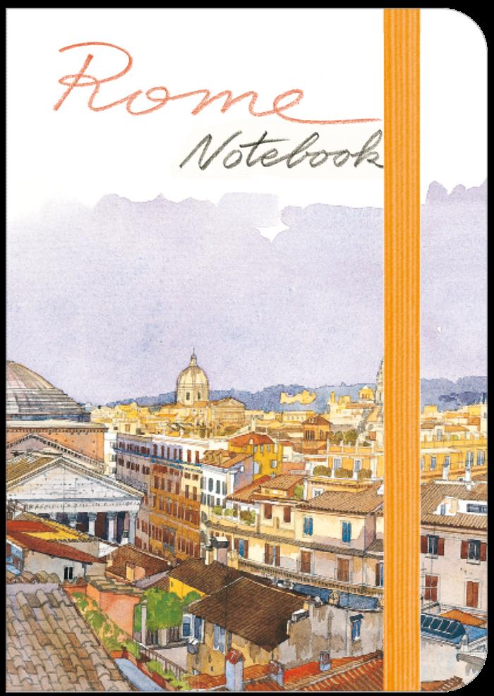 couverture de Rome Notebook