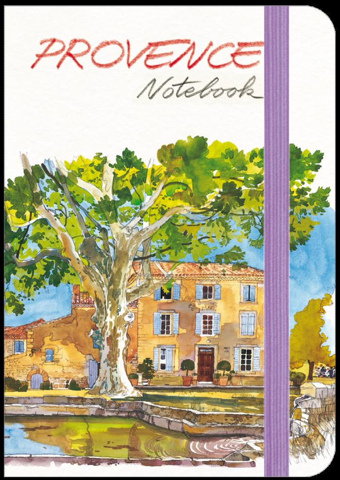 couverture de Provence Notebook
